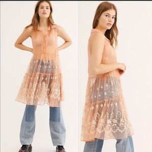 Free People One Hearts Fly Slip